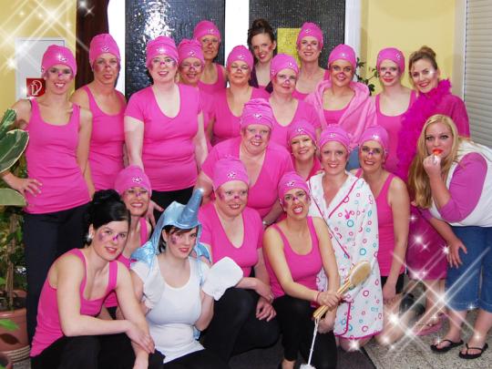 40-jähriges Jubiläum Candy Girls Eddersheim