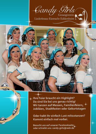 Candy Girls Thema 2012 Zigeuner